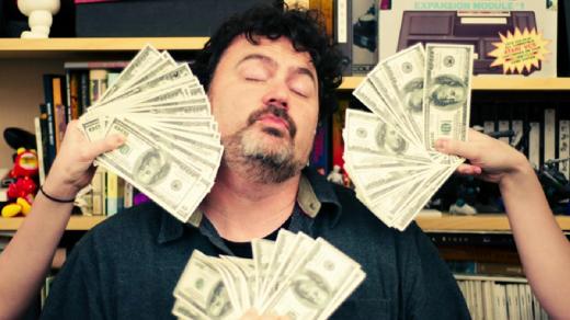 Тим Шефер подсчитает деньги фанатов в прямом эфире