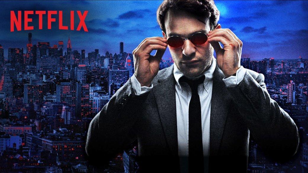Netflix добавит аудиодорожку для слепых в «Сорвиголову»
