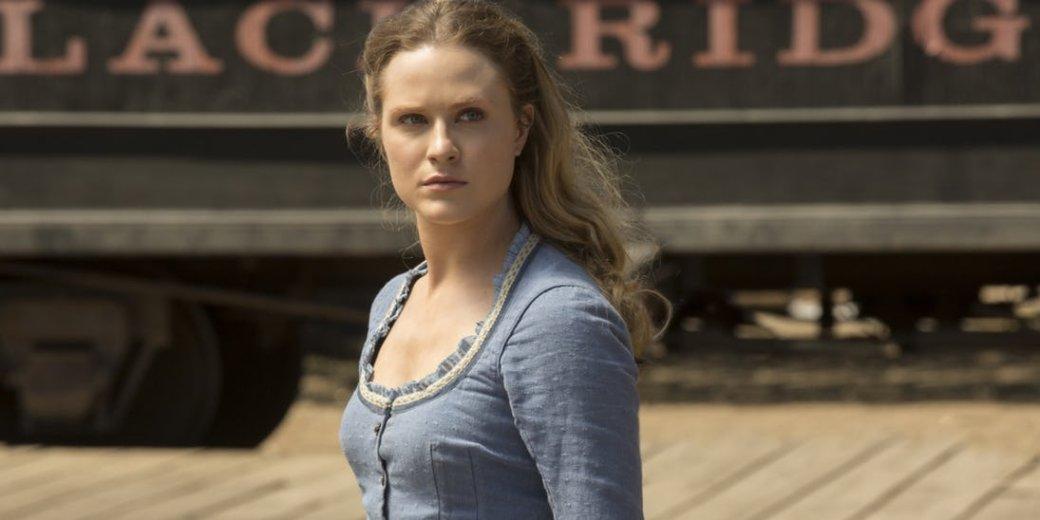 Как актриса «Мира Дикого Запада» разгадала главный секрет сериала