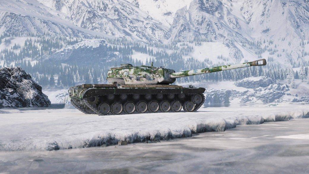 Эти моды попали в список запрещенных в World of Tanks