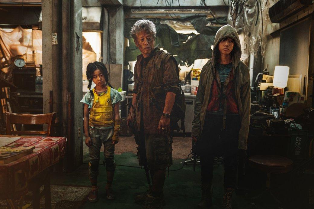 Рецензия на «Поезд в Пусан 2: Полуостров». «Безумный Макс» встретился с «Обителью зла»
