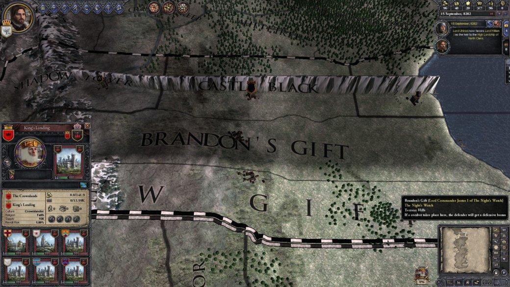 Лучшая игра по«Игре престолов»— это мод для Crusader Kings2