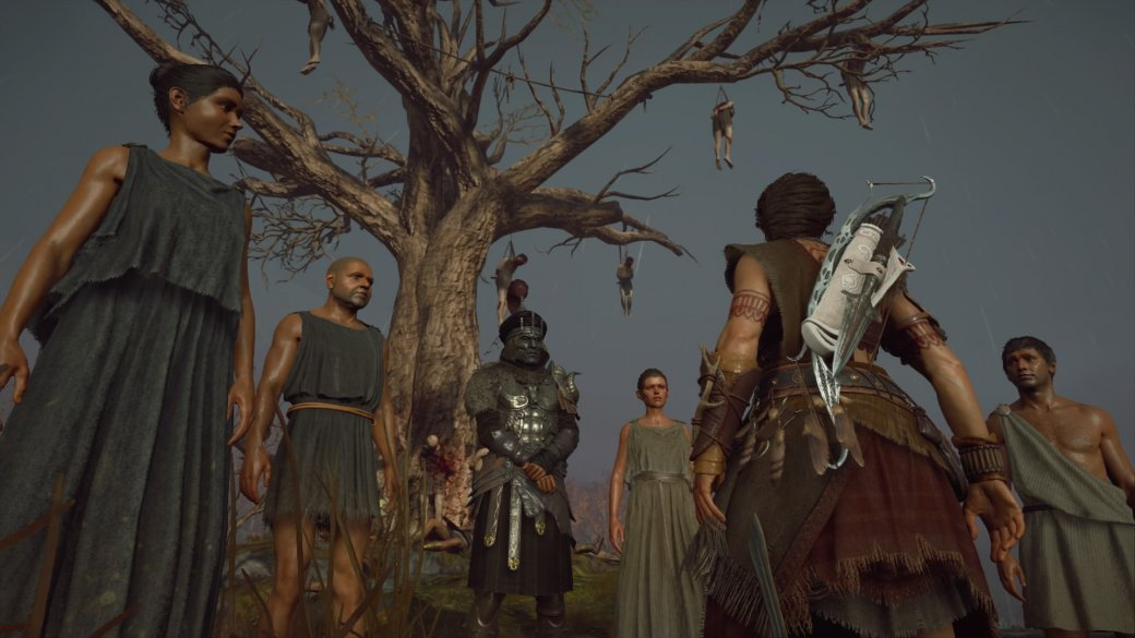 Финал первого DLC для Assassin's Creed: Odyssey— связь сассасинами иотсылки к«Принцу Персии»