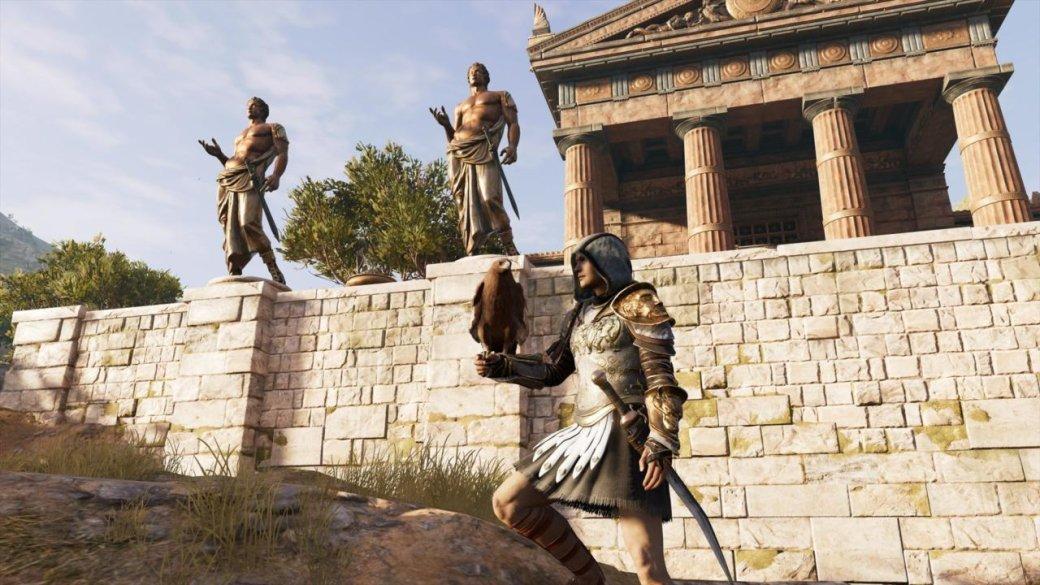«Одно из лучших приключений в открытом мире» — что думают критики об Assassin's Creed Odyssey