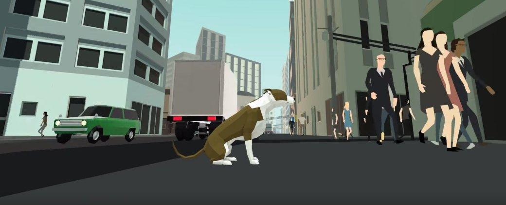 Home Free – правдивая игра о брошенной собаке – вышла на Kickstarter