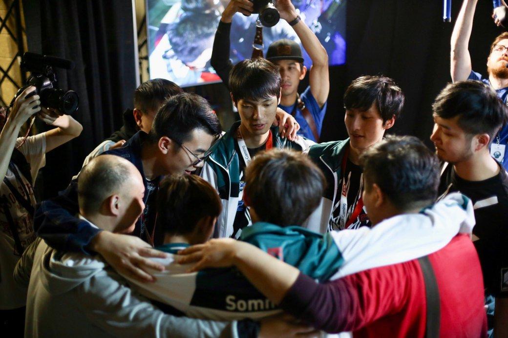 10 лучших кадров пятого дня плей-офф The International 2017