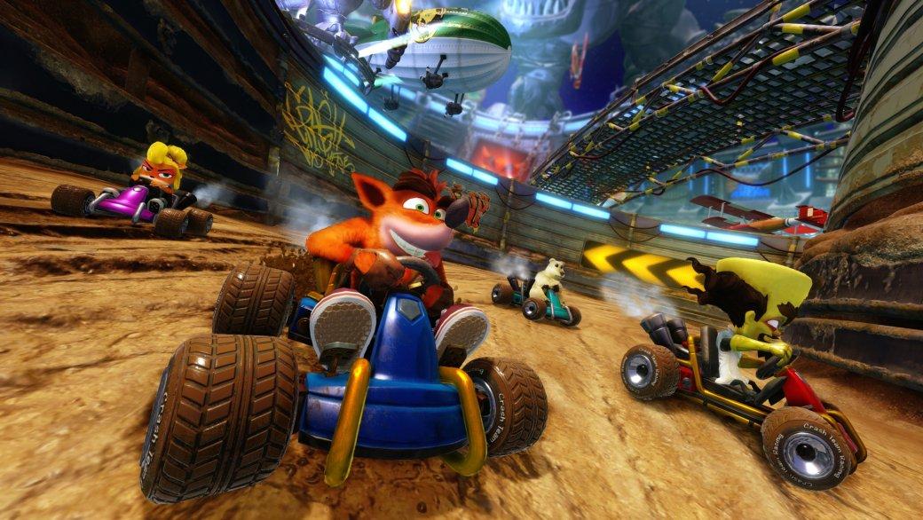 21июня выйдет Crash Team Racing Nitro-Fueled— ремейк гоночной игры 1999 года, посвященной гонкам накартах сперсонажами серии Crash Bandicoot. Незадолго дорелиза ясыграл вдемо ипообщался спредставителями Activision, которая издает игру. Самое время рассказать овпечатлениях иотом, чего поклонникам оригинала ивсем остальным стоит ждать отремейка.