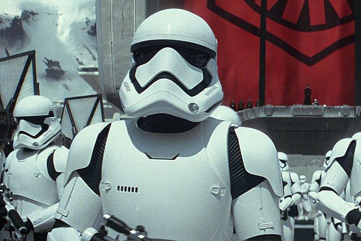 Как менялись штурмовики из «Звездных войн» между трилогиями