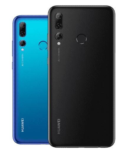 Huawei представила смартфон PSmart+ 2019: оптимизация игр, тройная камера иценник 20 000 рублей