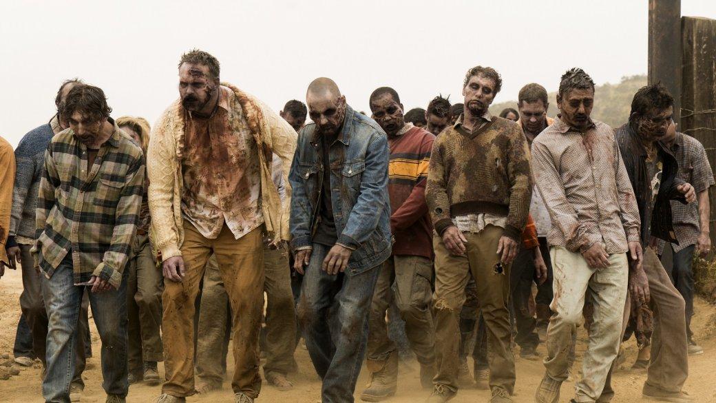 «Ходячие мертвецы» про детей? AMC тизерит новый сериал
