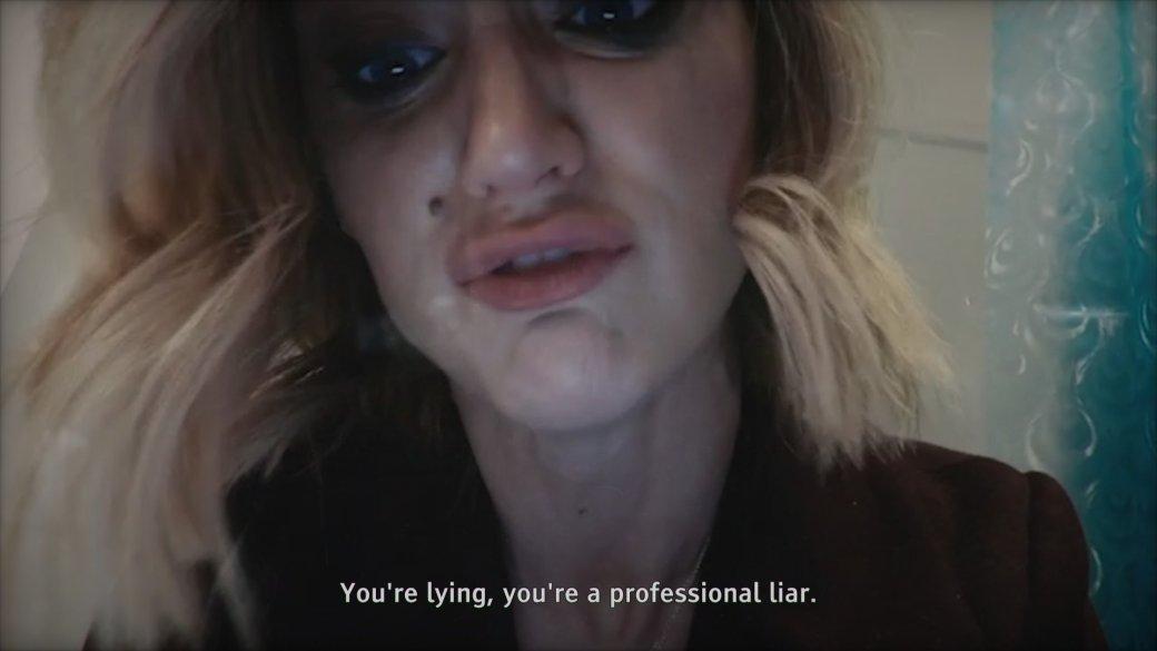 Telling Lies — эмоциональная игра-драма со звездами «Апгрейда» и «Мира Дикого Запада»
