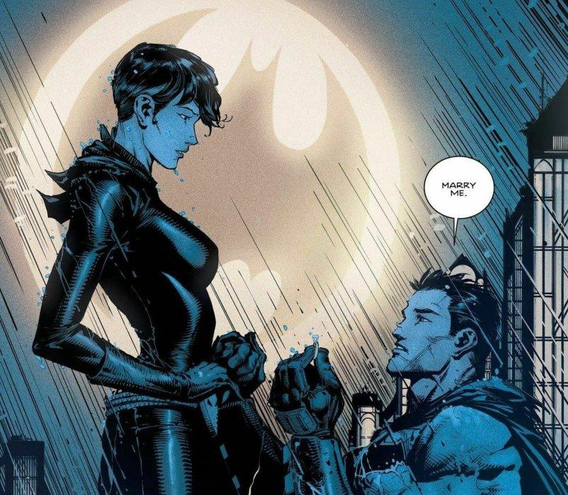 <br />Из третьего сезона мультсериала «Харли Квинн» была вырезана сцена орального секса между Бэтменом и Женщиной-кошкой. Но скандалы с участием Бэтмена и женщин из вселенной комиксов DC начались задолго до этой истории. Ведь Бэтмен — не только красавец, спортсмен и величайший в мире детектив, его альтер-эго — плейбой-миллиардер. «Канобу» предлагает проверить, насколько хорошо вы знаете личную жизнь самого главного холостяка на страницах комиксов DC.<br />