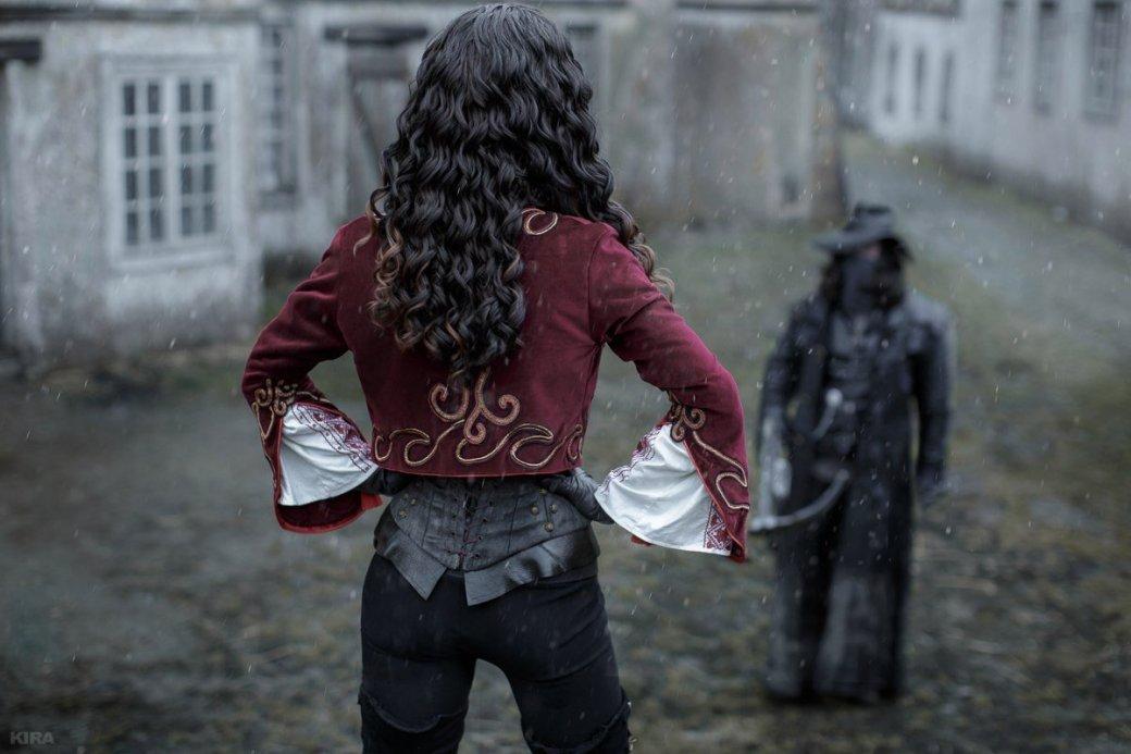 Косплей дня: беспощадные борцы с вампирами Ван Хельсинг и Анна
