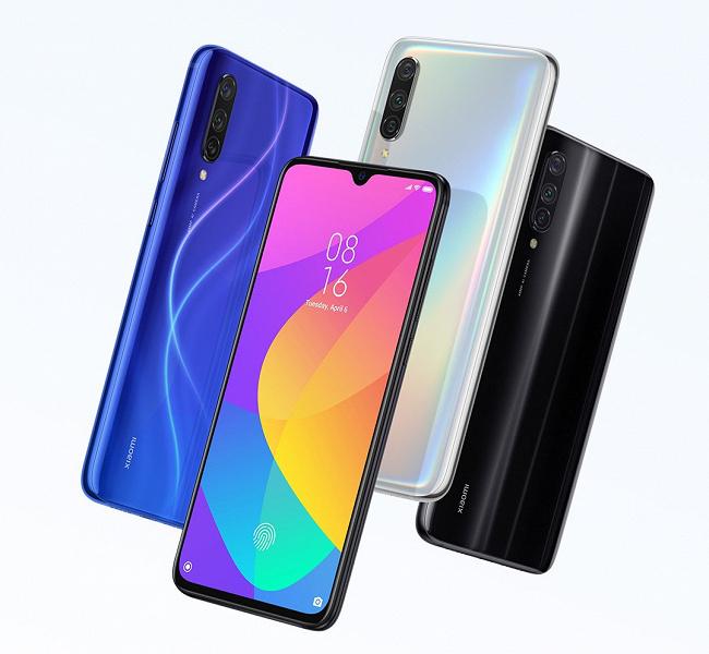 Xiaomi представила Mi9 Lite— смартфон скамерой на48 Мпибатареей на4000 мАч