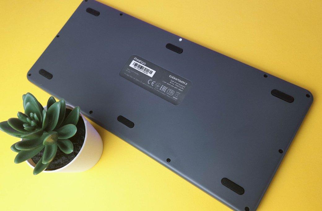 Обзор Prestigio Click&Touch 2: подойдётли беспроводная клавиатура-тачпад для игр иработы