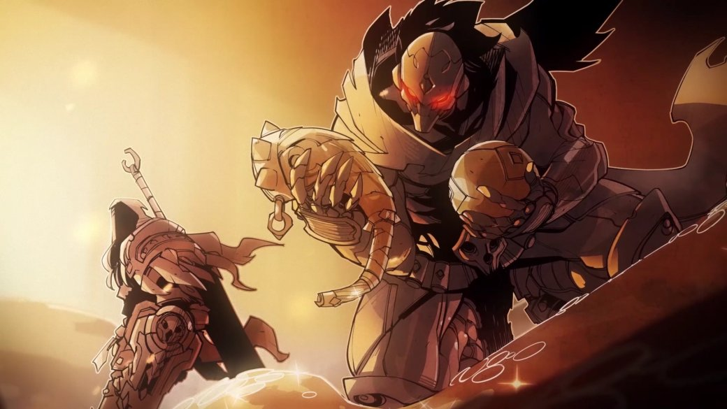 Darksiders: Genesis— тот случай, когда трейлеры, посвященные игре, больше запутывают, чем что-то объясняют. Первые кадры новой части многих натолкнули намысль, что серия изэкшена оттретьего лица неожиданно превратилась в«дьяблоид». Положение камеры, количество врагов наэкране, прокачка икооперативный режим— все говорило отом, что Airship Syndicate создает свою версию Diablo. Насамомже деле— ничего подобного. Genesis— это привычная Darksiders, чтобы вытам оней нидумали.