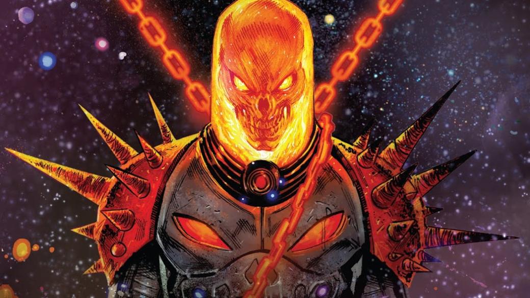 14ноября закончилась мини-серия Cosmic Ghost Rider, посвященная Космическому Призрачному гонщику, впервые появившемуся настраницах сюжета Thanos Wins всерии Thanos vol.2. Комикс получился крайне неоднозначным.