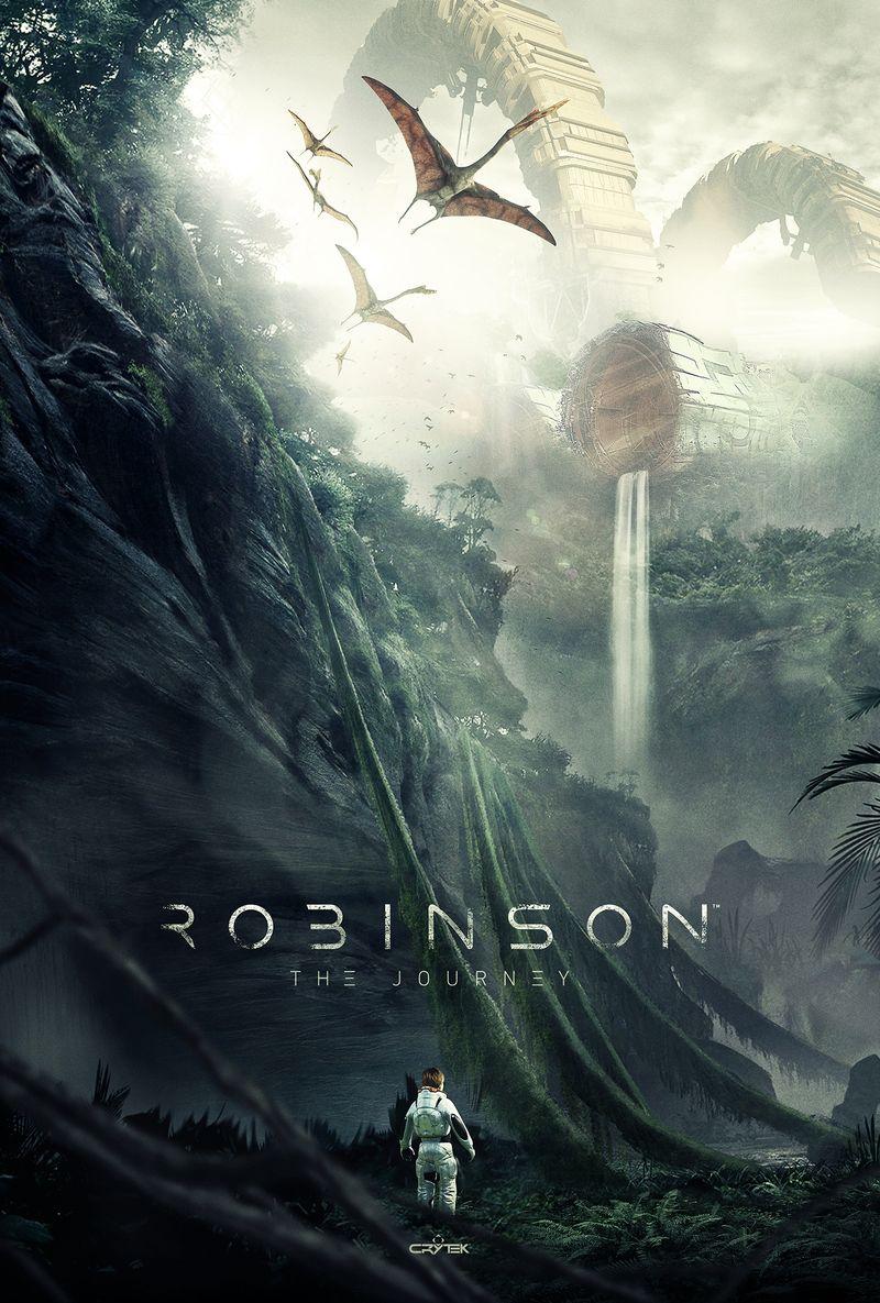 Crytek анонсировала VR-игру про динозавров Robinson: The Journey