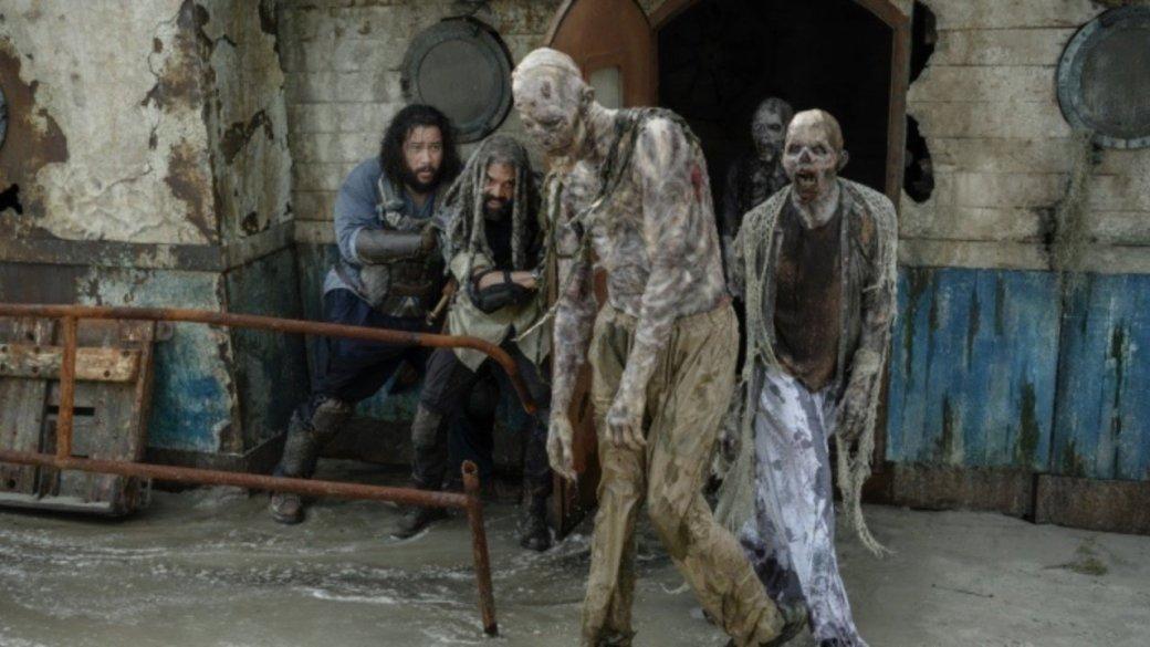 Куда идут зомби? Взгляд на10 сезон «Ходячих» отчеловека, посмотревшего всего один эпизод сериала