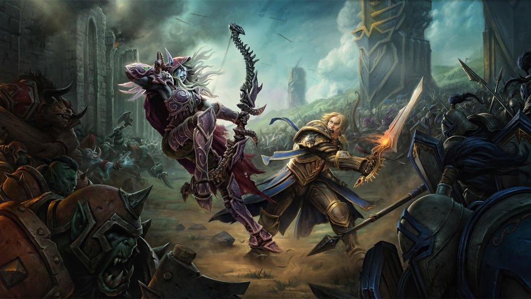 30 главных игр 2018. World ofWarcraft: Битва заАзерот— Орда сАльянсом опять сцепились