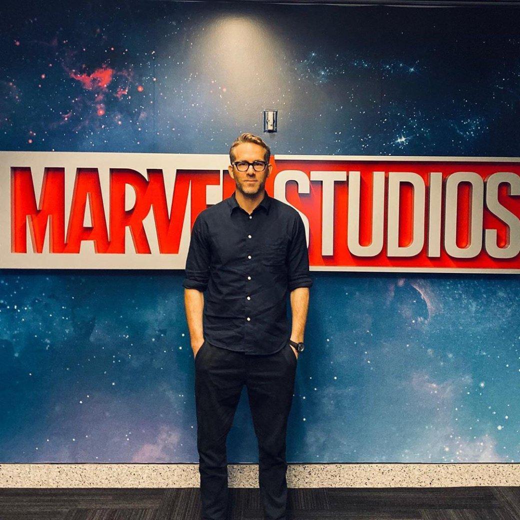 Райан Рейнольдс встретился сMarvel Studios. Ждем новостей по«Дэдпулу»?