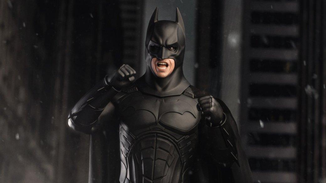 Изначально Shadow ofMordor была игрой про Бэтмена. Вовселенной Нолана!