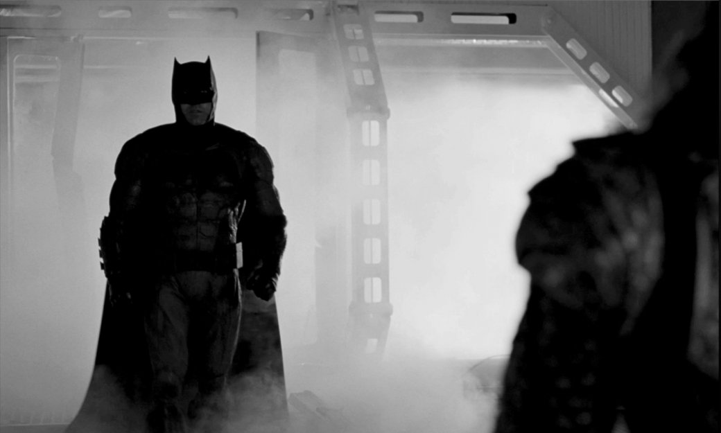 Зак Снайдер выложил новые кадры из режиссерской версии «Лиги справедливости»