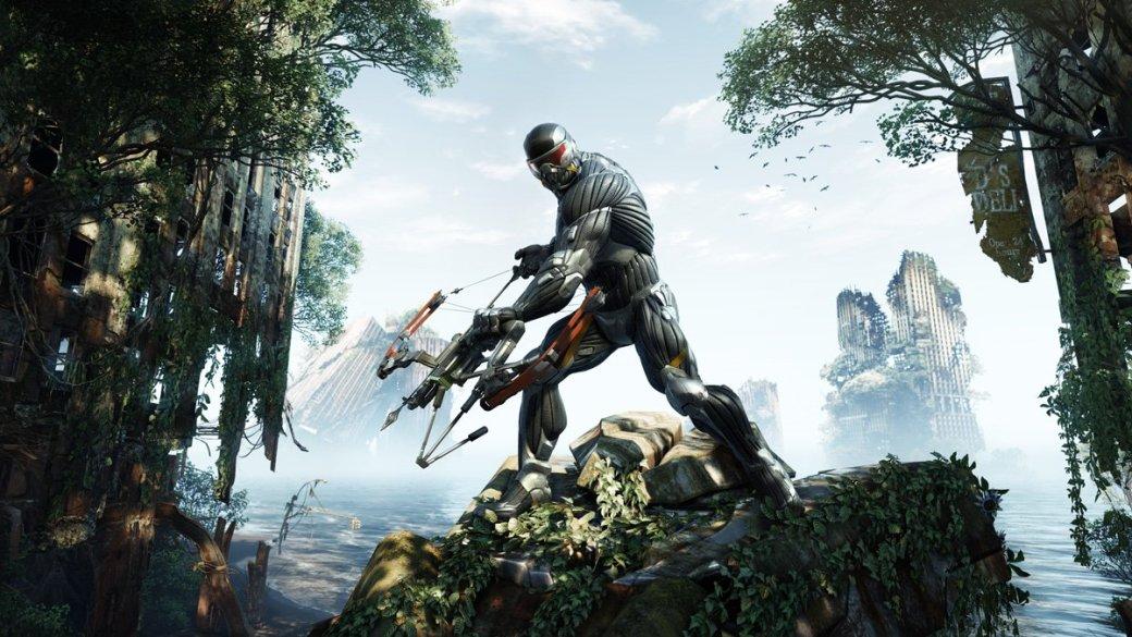 Crytek готова ввязаться в битву за виртуальную реальность