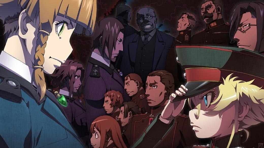 Стоитли смотреть полнометражное аниме The Saga ofTanya the Evil?