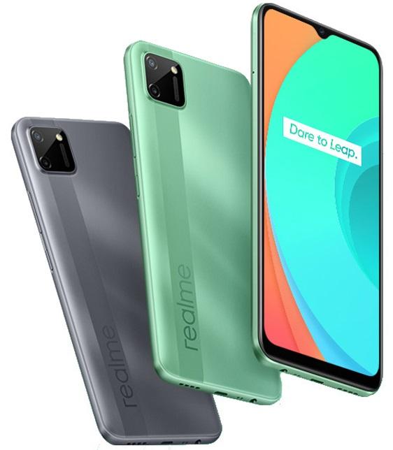 Анонс Realme C11: долгоиграющий смартфон за7000 рублей