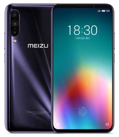 Представлен Meizu 16T— бюджетный игровой флагман спосредственной камерой