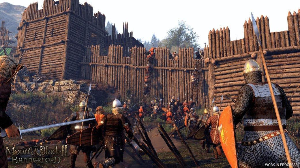 Gamescom 2019. Mount & Blade 2: Bannerlord— сеттинг, осады крепостей инеобратимая смерть героя