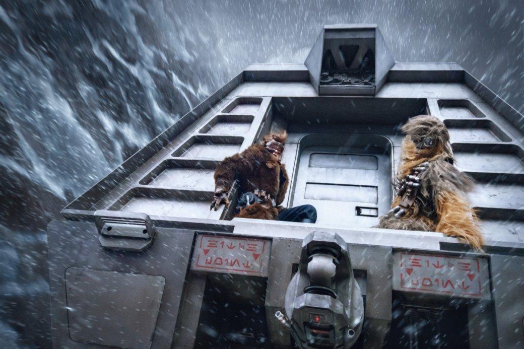 30 неудобных вопросов кфильму «Хан Соло: Звездные Войны. Истории»