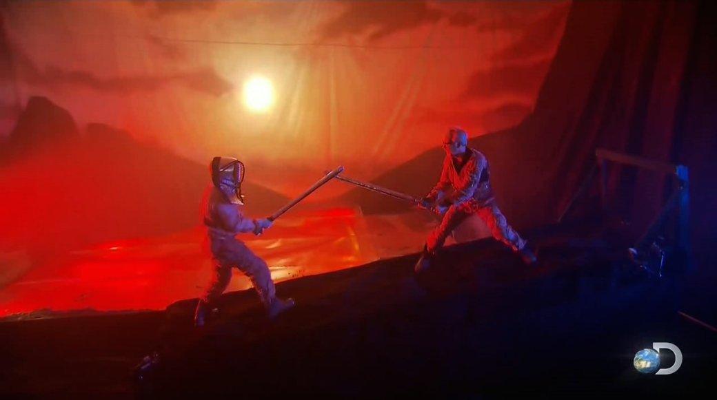 «Разрушители легенд» снова тестируют «Звездные войны»