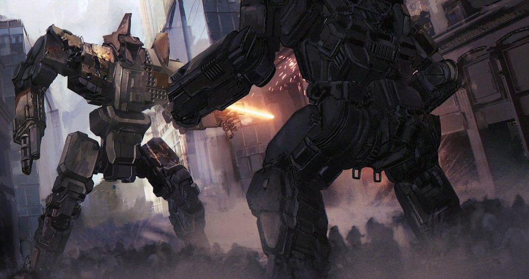 Новая BattleTech— первая изигр, которые вернут гигантских человекоподобных роботов наэкраны мониторов. Где-то позже в2018 году выйдет MechWarrior5. From Software, послухам, делает новую Armored Core. Konami переиздает Zone ofthe Enders. Исерия Front Mission тоже скоро вернется— правда, пока только ввиде спин-оффа Left Alive. Лед, скажем так, тронулся.