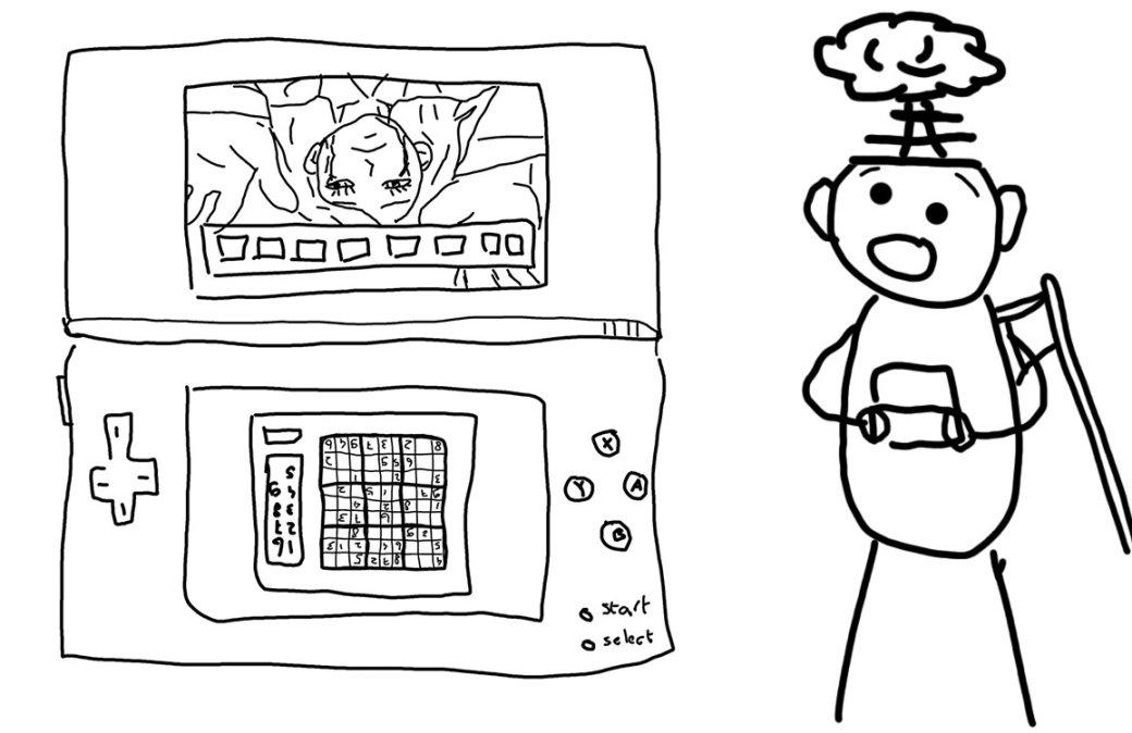 Геймеры нарисовали свои любимые моменты извидеоигр вMSPaint. Сможете узнать ихвсе?