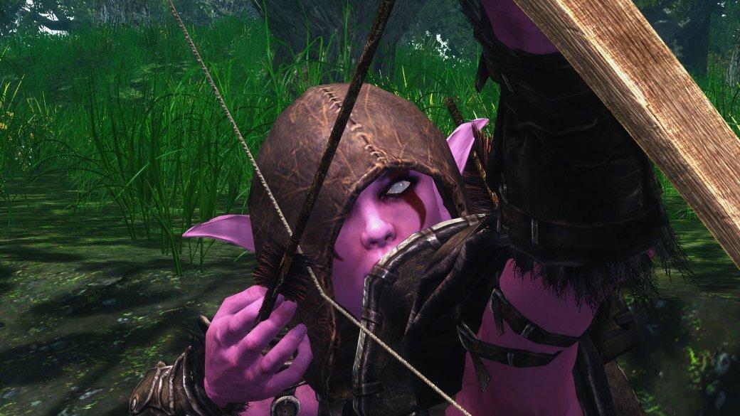 Кроссовер, который мы заслужили: энтузиасты добавили локации из World of Warcraft в Skyrim!