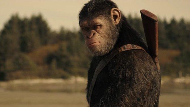 В России «Планета обезьян» собрала больше «Паука» (но все равно мало)