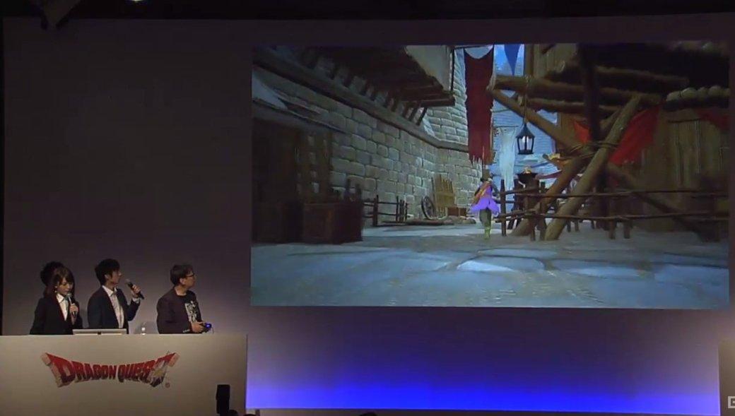 Dragon Quest 11 выйдет в двух вариантах – для PS4 и 3DS