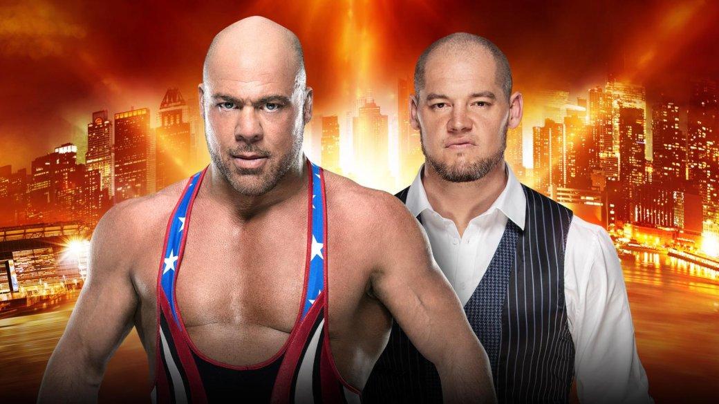 Самое мощное шоу смужиками втрусах— как изачем смотреть WWE Wrestlemania35