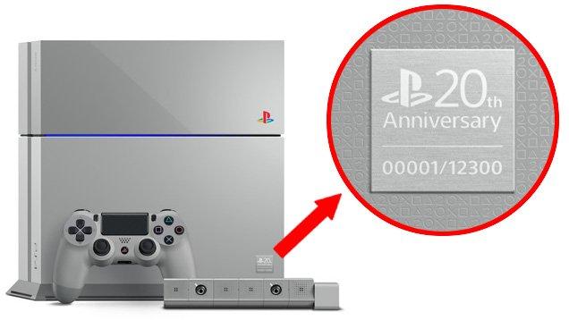 Sony выставила на аукцион самую желанную PS4 в мире