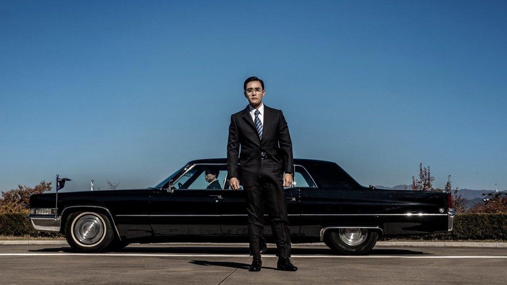 Чем хорош корейский триллер «Главные вНамсане» (The Man Standing Next)