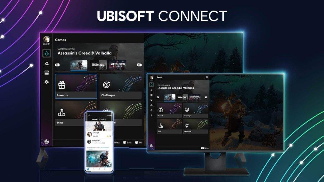 Новый сервис Ubisoft Connect объединяет Uplay иUbisoft Club