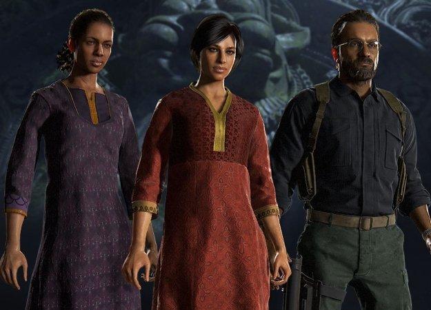 Посмотрите трейлер survival-режима из Uncharted: The Lost Legacy