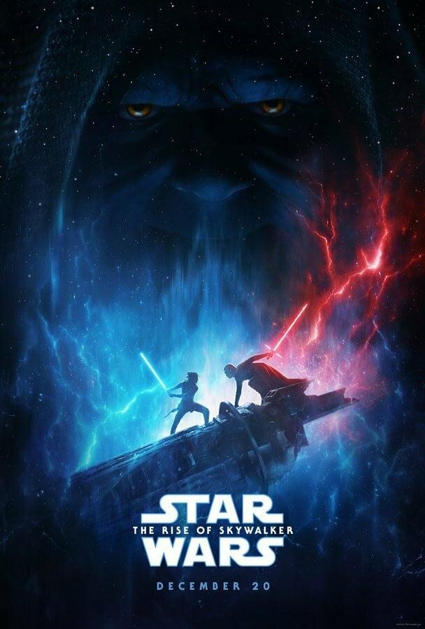 Рей станет ситхом? Вышел новый трейлер девятого эпизода «Звездных войн»