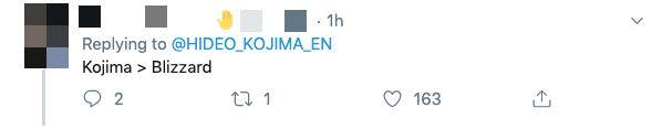 Гонконгцы ополчились на Кодзиму из-за удаленного им твита. Им показалось, что он их поддержал