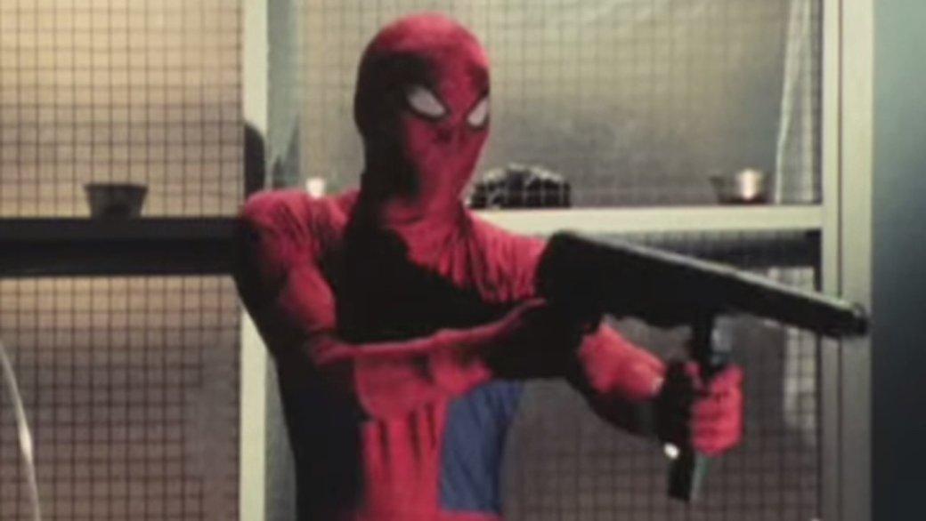 Апомните японского Человека-паука— cамую безумную (возможно, даже лучшую) версию супергероя?