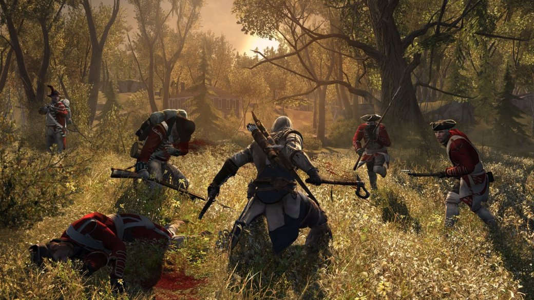 Ubisoft изменит некоторые игровые механики в ремастере Assassin's Creed 3