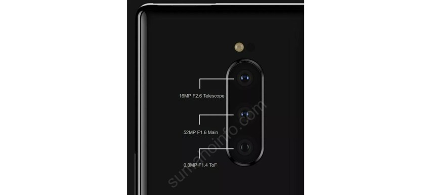 Флагман Sony Xperia XZ4 получит тройную основную камеру имодуль на52Мп