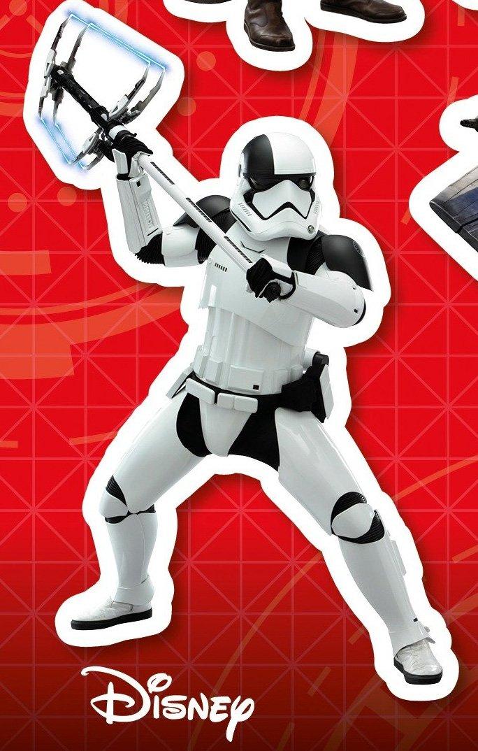 Ввосьмом эпизоде Star Wars будут штурмовики с… электромухобойками?